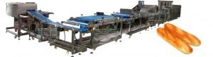 Automatic Ciabatta/Baguette Bread Production Line