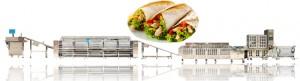 Burrito Kugadzira Line Machine CPE-620