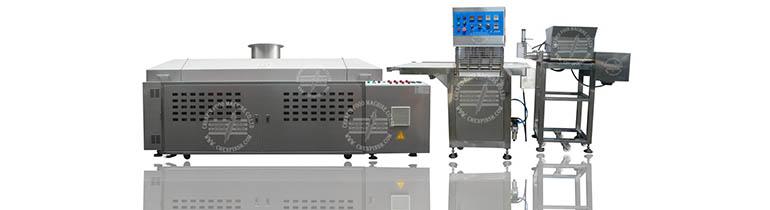 CPE-400 Tortilla Production Line Machine